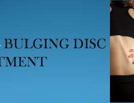 bulging disc treatment in Melbourne
