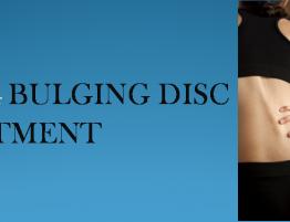 bulging disc treatment in Melbourne